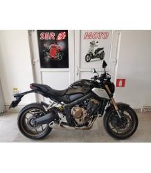 Honda CB650R ~ ABS, TC, 2019, 5.500 km ~