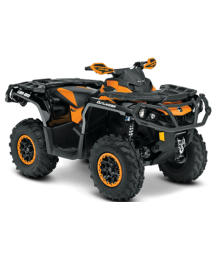 CAN-AM Outlander 650 XT-P