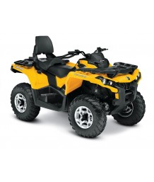 CAN-AM Outlander MAX 650 DPS